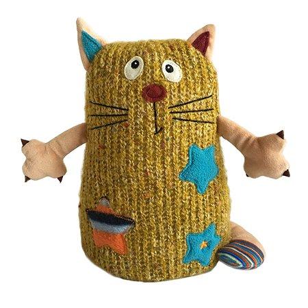 Кот Котейка Gulliver 15см. желтый