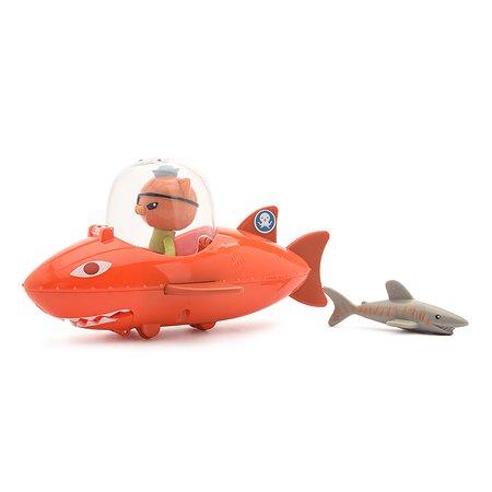 Набор Octonauts Квази и подводная лодка T7018
