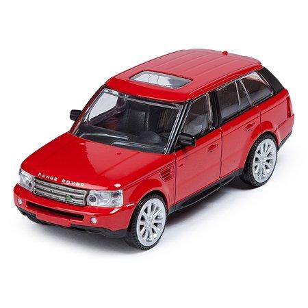 Машинка Rastar Range Rover Sport 1:43 Красная