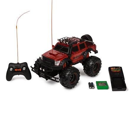 Машина радиоуправляемая New Bright Джип Rhino полный привод 1:12 35 см Оранжевая