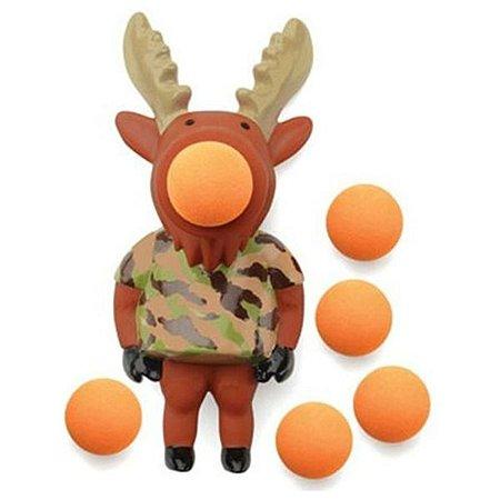 Лось Hog Wild с шариками