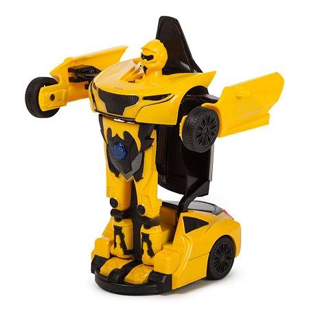 Машинка-трансформер Rastar 1:32 Желтая