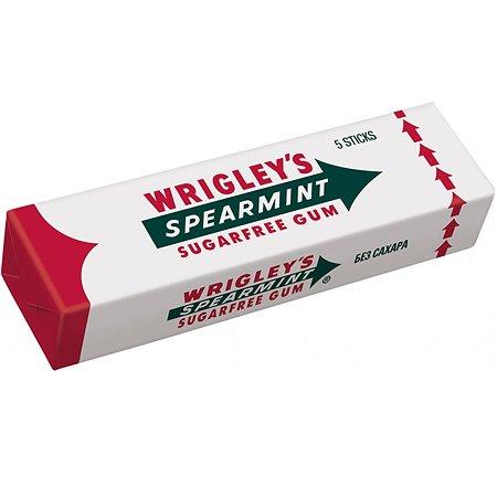 Жевательная резинка Орбит Wrigleys Spearmint 13 г
