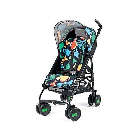 Прогулочная коляска Peg-Perego Pliko Mini Classico Dino Pop