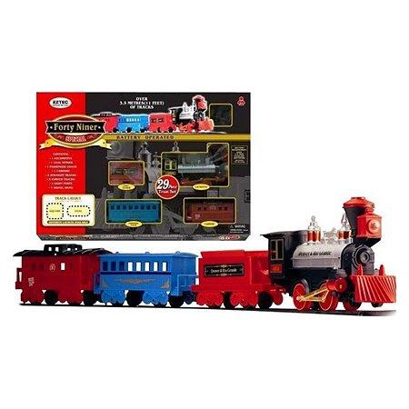 Железная дорога Eztec 49 TRAIN