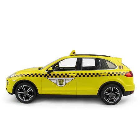 Машинка Rastar радиоуправляемая 1:14 Porsche Cayenne Такси 42900T