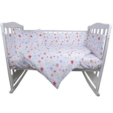 Комплект постельного белья Эдельвейс Млечный путь 6предметов 10627