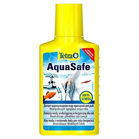 Кондиционер Tetra AquaSafe для подготовки воды аквариума 100 мл