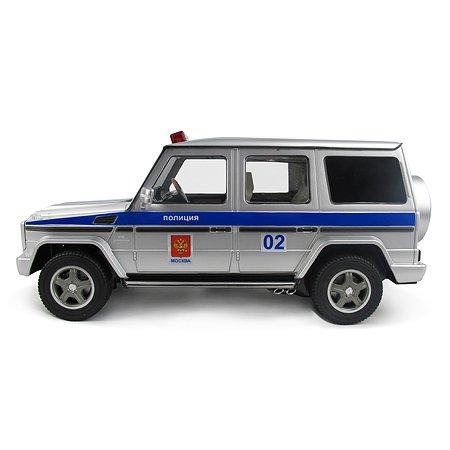 Машинка Rastar РУ 1:14 Mercedes G55 Полицейская 30400P