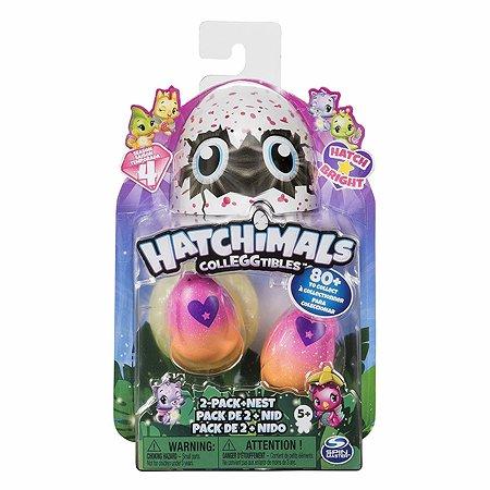 Набор Hatchimals игрушки коллекционные 2 шт. в непрозрачной упаковке (Сюрприз) 6043953
