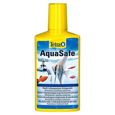 Кондиционер Tetra AquaSafe для подготовки воды аквариума 250 мл