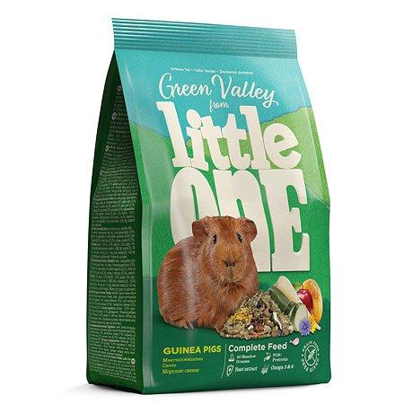 Корм для морских свинок Little One Зеленая долина из разнотравья 750г 57065