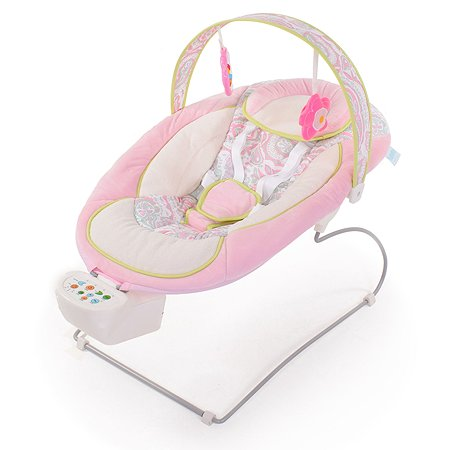 Кресло-электрокачели Nuovita Cullare Rosa sonno Розовый сон