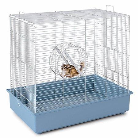 Клетка для грызунов IMAC Scoiattoli средняя Пепельно-синяя
