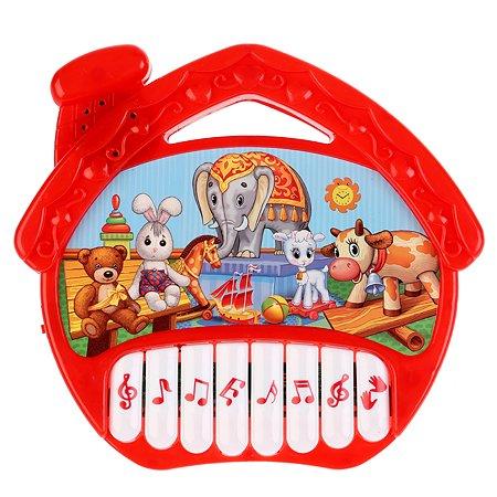 Игрушка УМка Пианино 256430