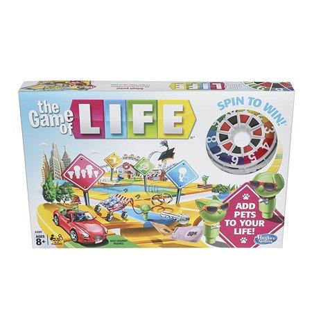 Игра настольная Hasbro Games Игра в жизнь E4304121