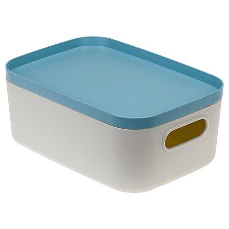 Коробка IDEA Инфинити 1.7л Серо-голубая