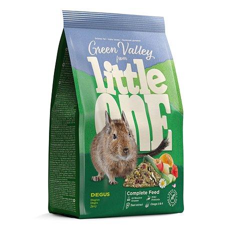 Корм для дегу Little One Зеленая долина из разнотравья 750г 82303