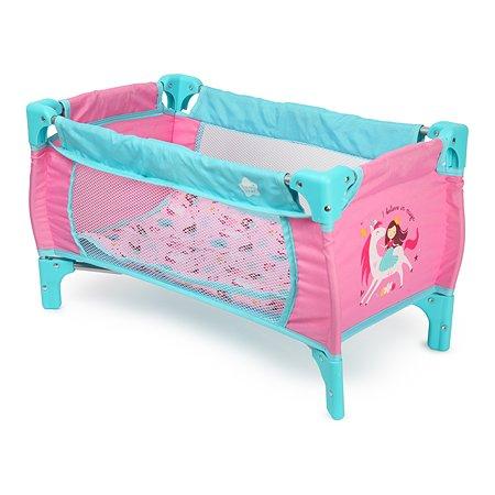 Манеж для куклы Demi Star 9340 Princess