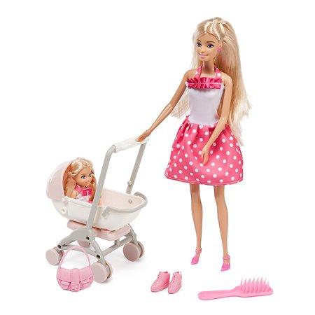 Набор с модельными куклами Demi Star Мама и дочка