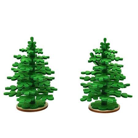 Набор Одним прекрасным утром Зеленые деревья 2шт 59823