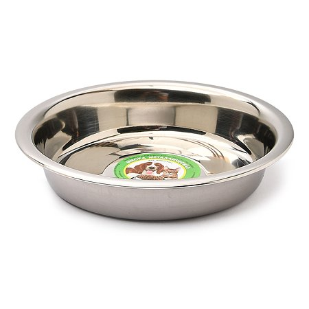 Миска для котят-щенков Ankur плоская с низкими краями 0.35л AEPD-01