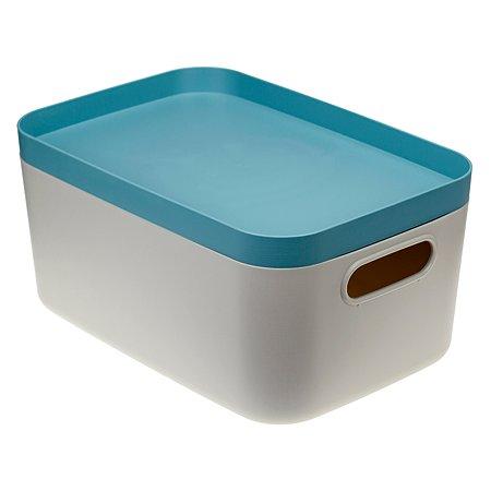 Коробка IDEA Инфинити 6.2л Серо-голубая