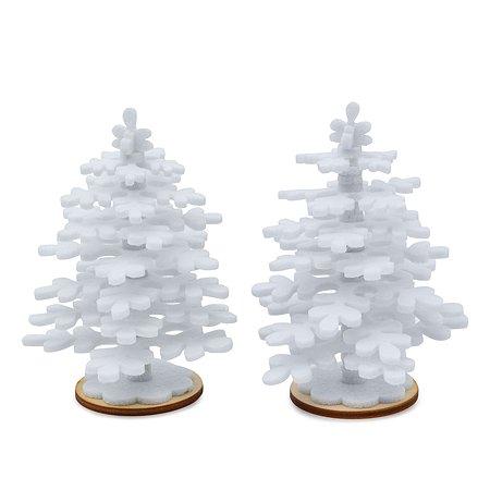 Набор Одним прекрасным утром Белые деревья 2шт 59826
