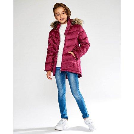Куртка Futurino Cool фиолетовая