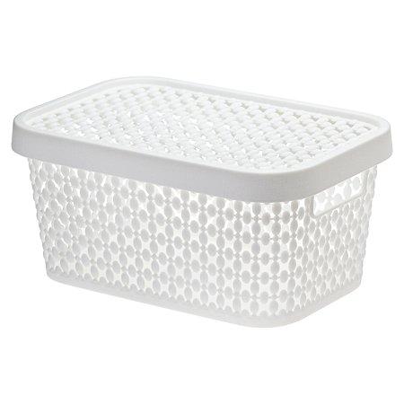 Коробка IDEA Пирула 1.5л Белая М 2347
