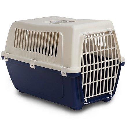 Переноска для животных Lilli Pet Spezial Синяя 20-6713