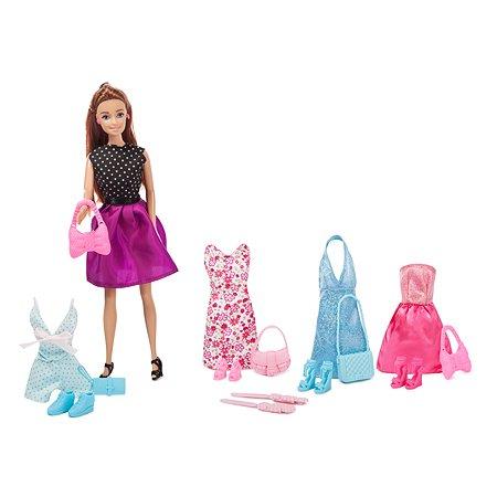 Набор с модельной куклой Demi Star Модница