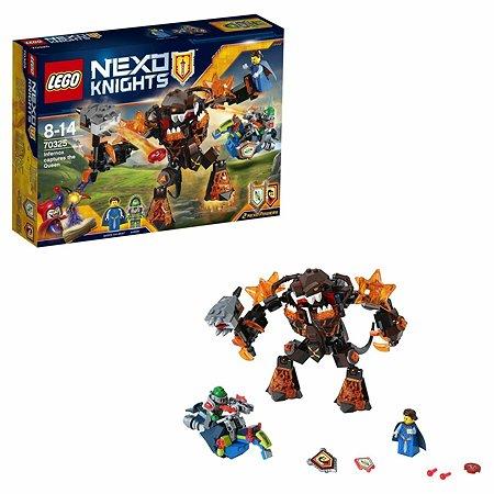 Конструктор LEGO Nexo Knights Инфернокс похищает королеву (70325)