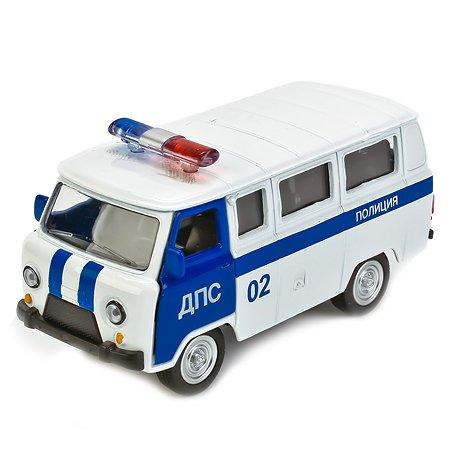 Машина Технопарк Уаз 39625 Полиция ДПС