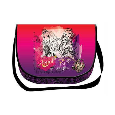 Сумка Barbie Teen Bag EAH фиолетовая с красным