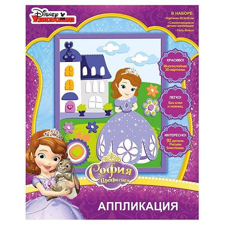 Аппликация Disney София