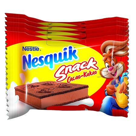 Пирожное Nesquik бисквитное какао молочный крем 26г