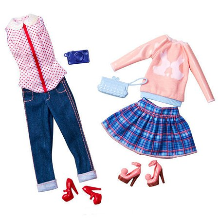 Набор одежды Barbie Платья для Барби в ассортименте