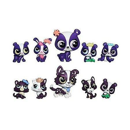 Набор игровой Littlest Pet Shop Большая семейка в ассортименте B1902EU0