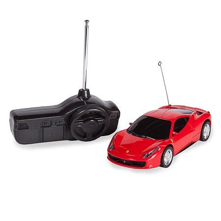Машинка р/у Rastar Ferrari 458 Italia 1:32 красная