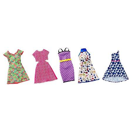 Универсальные платья Barbie для кукол Barbie в ассортименте