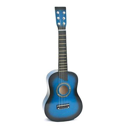 Гитара Ocie 64 см цвет голубой
