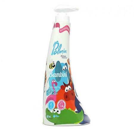 Гель  для мытья Palmia детской посуды 0.5л