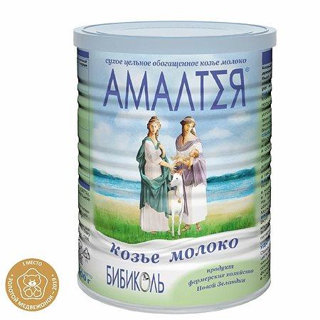 Молоко сухое козье Бибиколь Амалтея 400гр