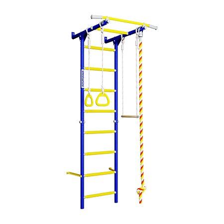 Шведская стенка ROMANA Karusel S1 Синяя слива ДСКМ-2С-8.06.Г3.490.18-13