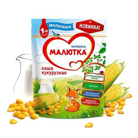 Каша молочная Малютка кукурузная 220г
