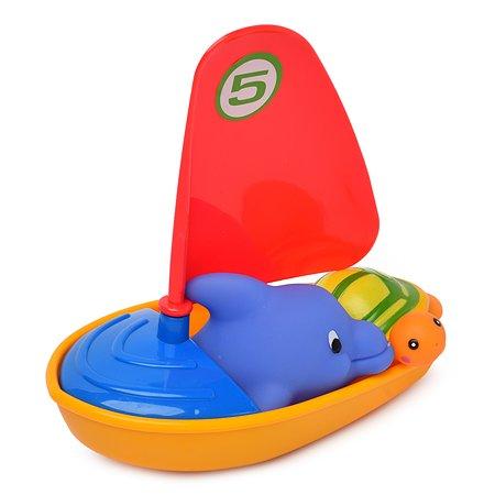 Игрушка для ванной Курносики Веселая регата в ассортименте