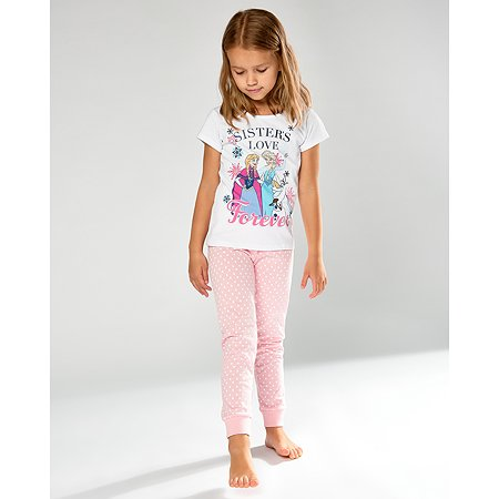 Пижама Frozen футболка + брюки