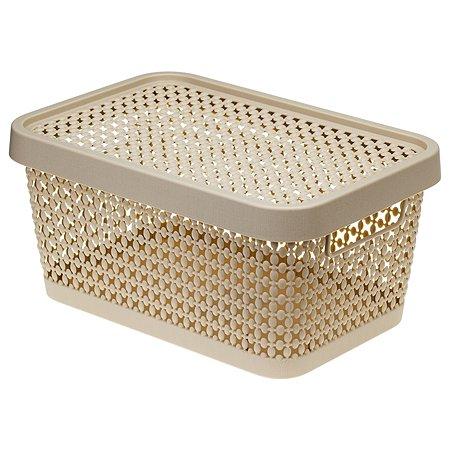Коробка IDEA Пирула Латте 4.5л М 2348