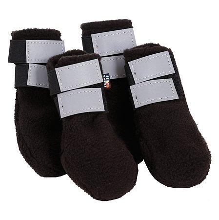 Ботинки для собак RUKKA PETS 5 Черный 460754266J9905